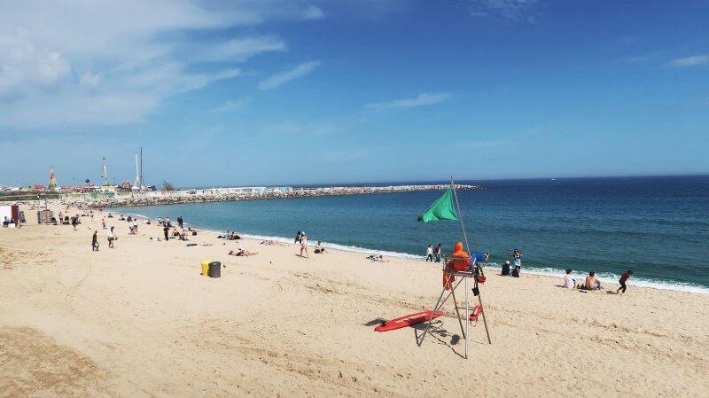 Пляж Левант