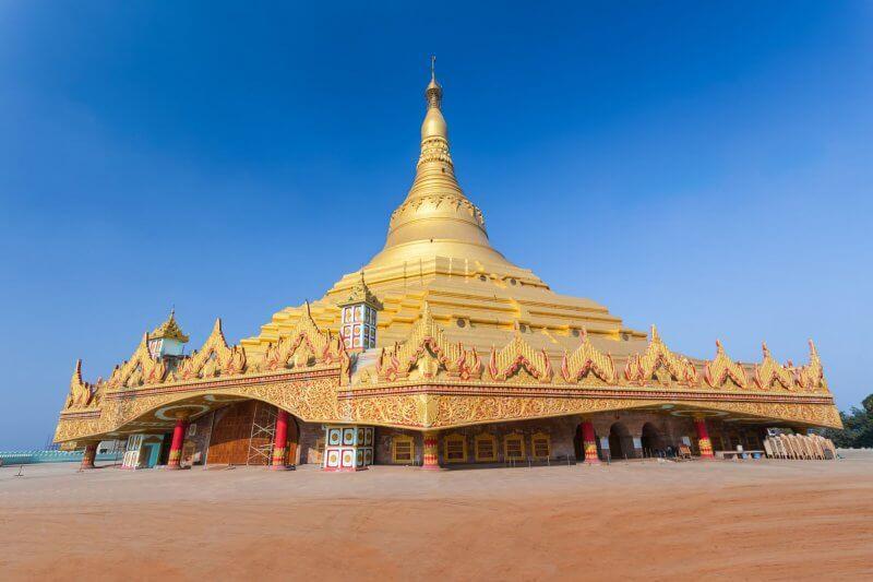 Пагода Виппасана