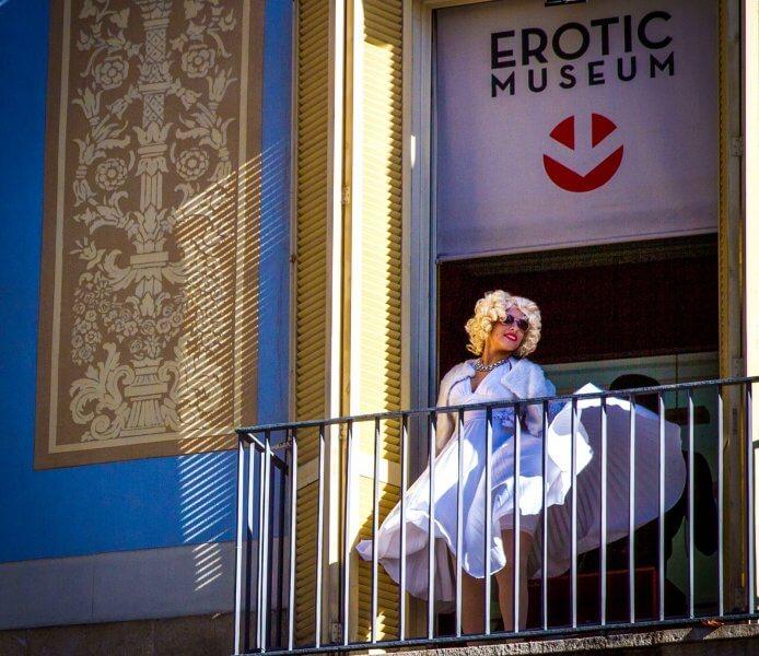 Музей эротики в Барселоне