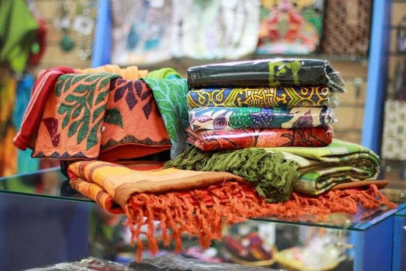 Платки в Индии
