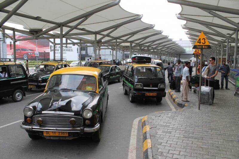 Такси в Индии