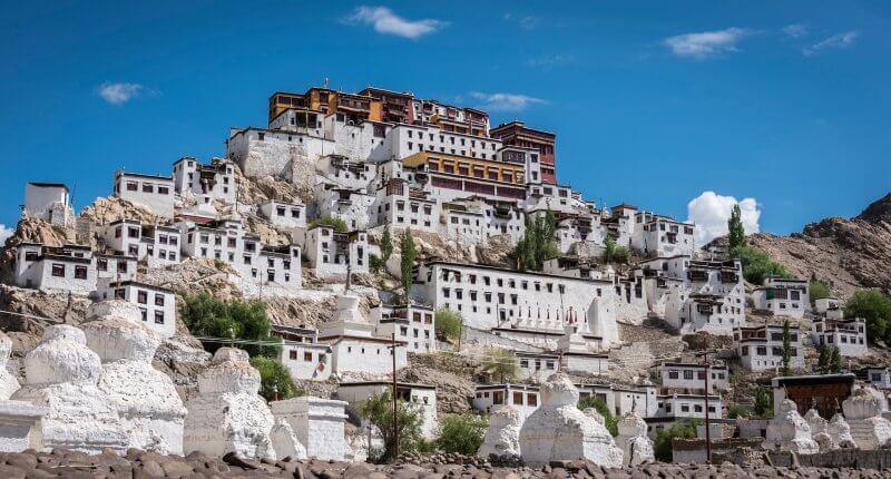 Тиксейский монастырь