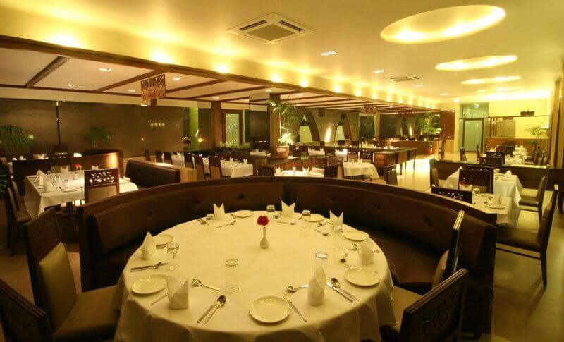 Ресторан в Калангуте