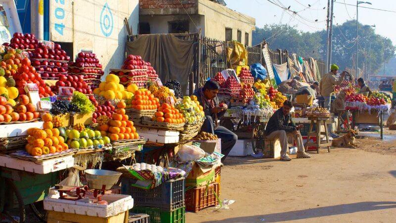 Рынок Чандни Чуок