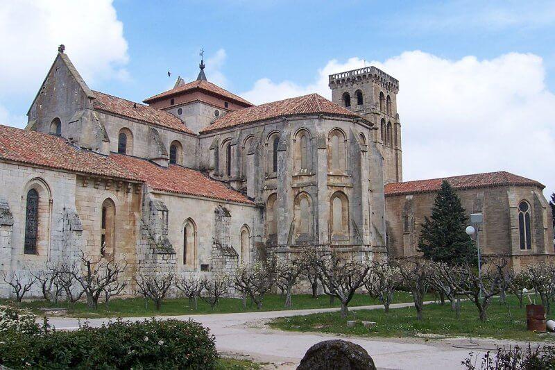 Монастырь Лас-Хуэгас