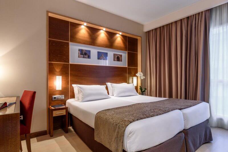 Отель в Леоне