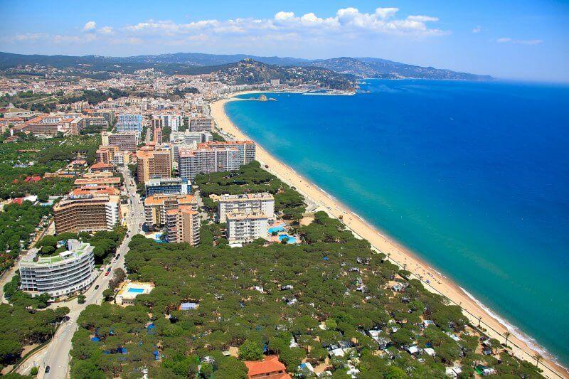 Пляж Бланес