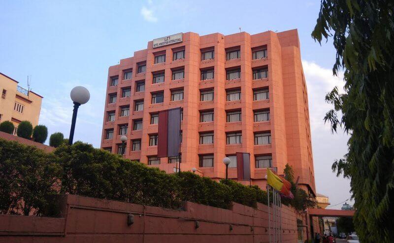 Отель в Варанаси