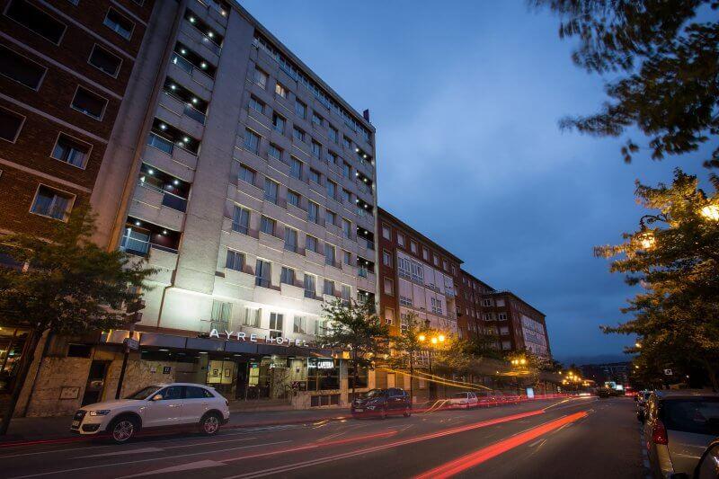 Отель в Овьедо