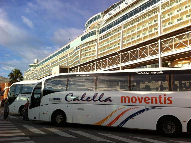 Автобус в Калелье