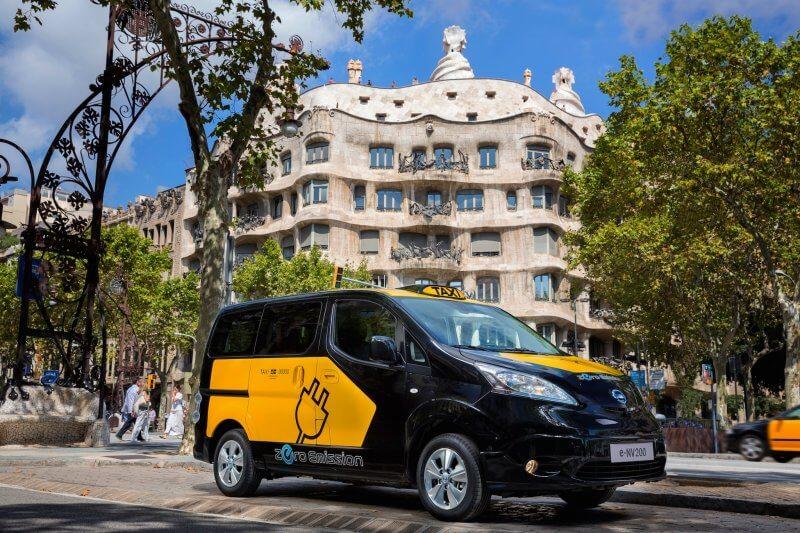 Испанское такси