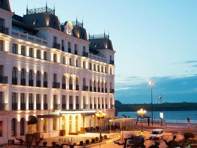 Отель в Сантандере