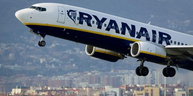 Ryanair в Сантандере