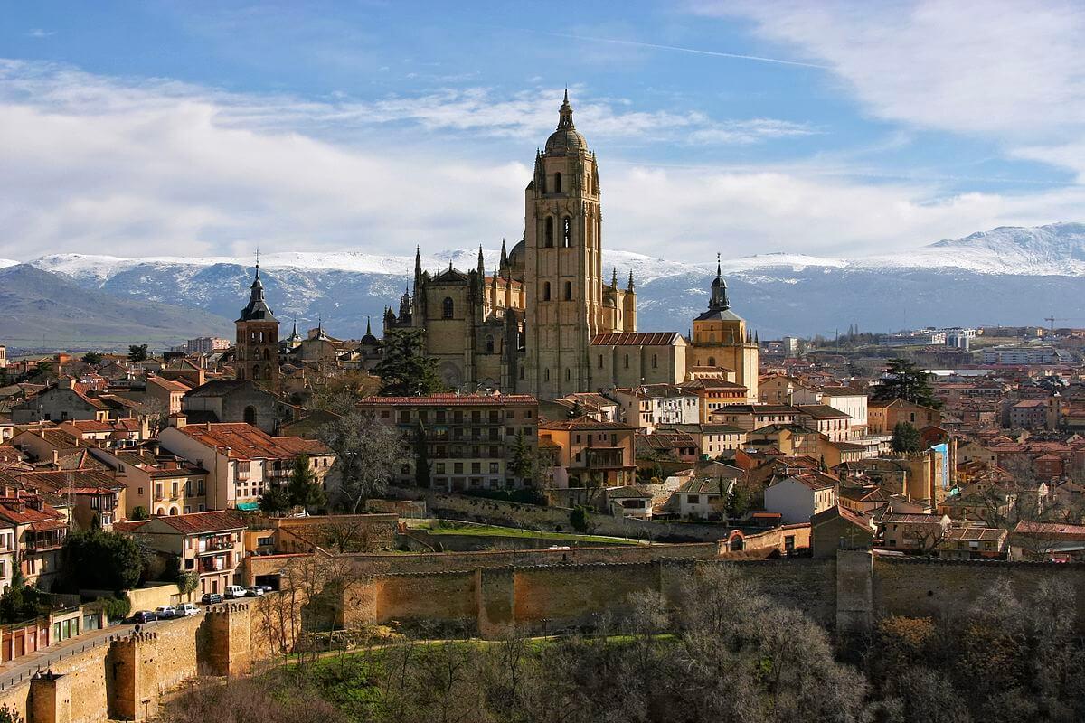 вот город леон испания фото даже несмотря