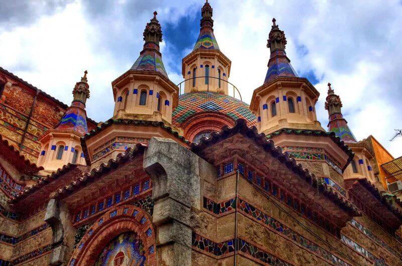 Приходская церковь Сант-Рома
