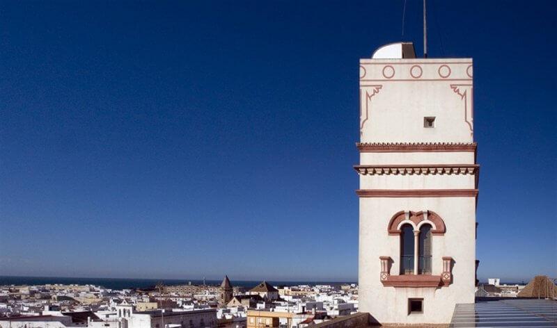 Башня Тавира