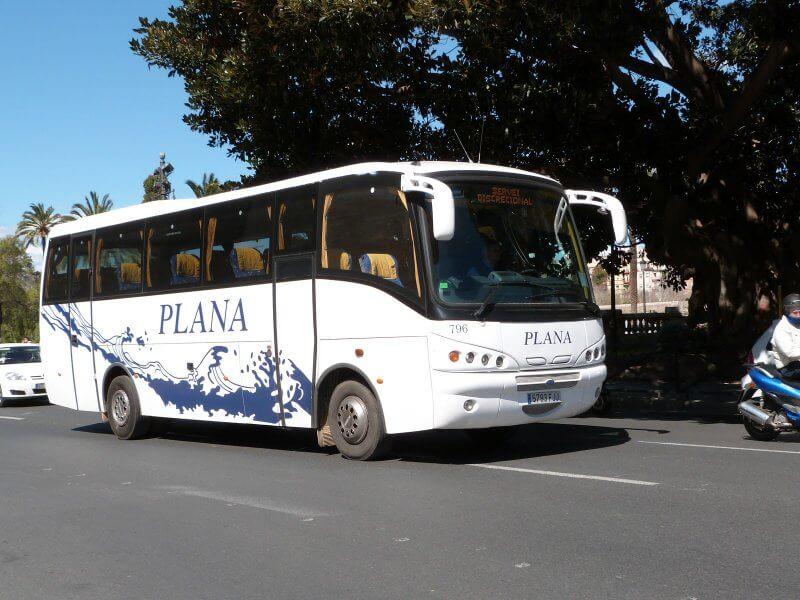 Автобус BusPlana