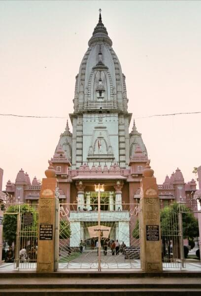 Храм в Варанаси