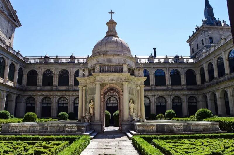 Католический собор Эскориала