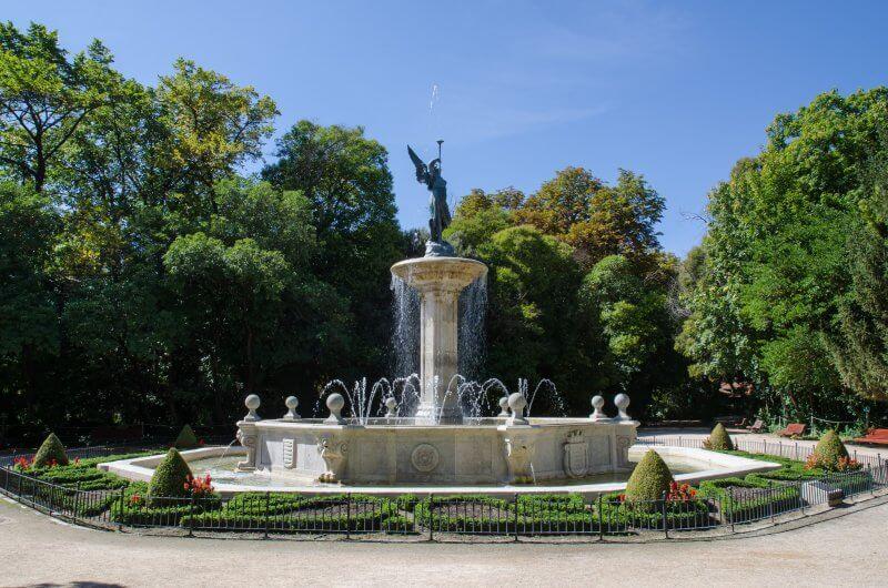 Парк Кампо Гранде
