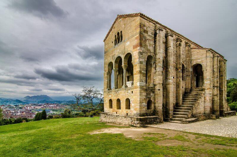 Церковь Санта Мария дель Наранко