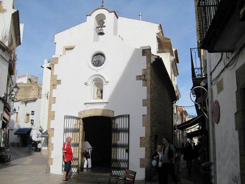 Часовня в Старом городе