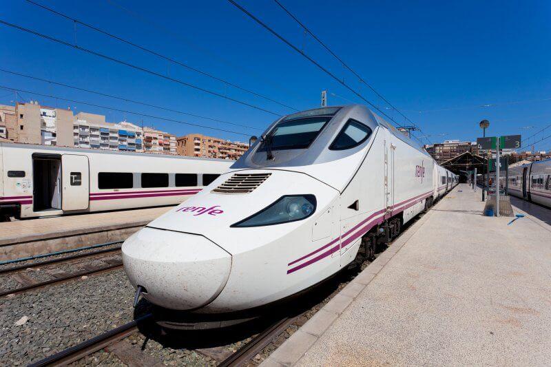 Поезд «Renfe»