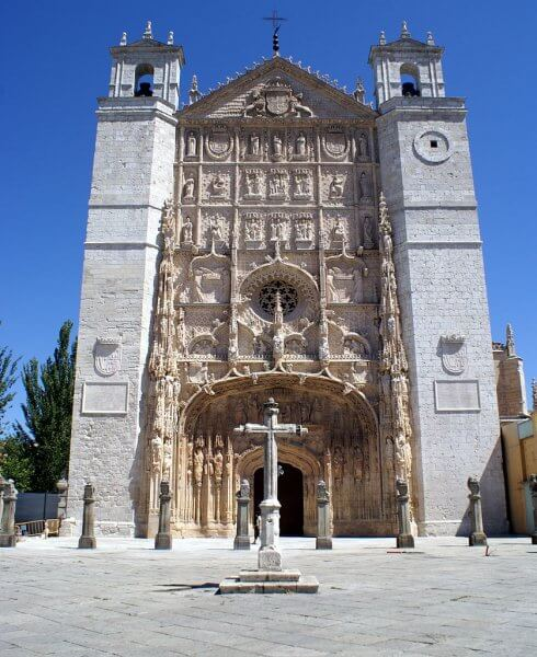 Церковь Сан Пабло
