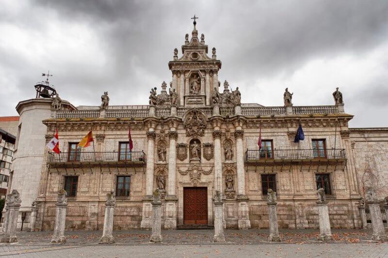 Университет Вальядолида