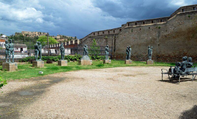 Сады Принца в Тортосе