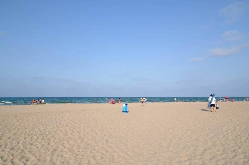 Playa El Recatí