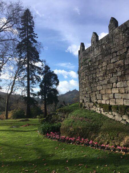 Форт в парке Вуэльта-дель-Кастильо
