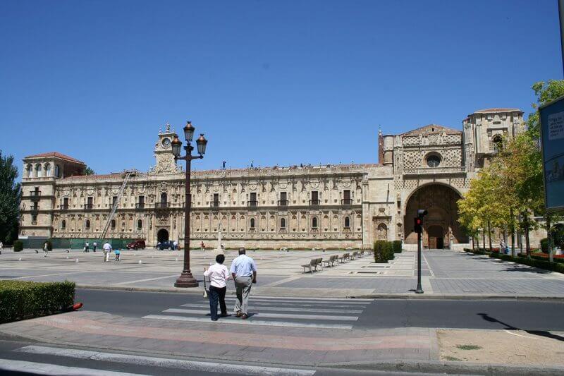 Площадь Сан Мартин