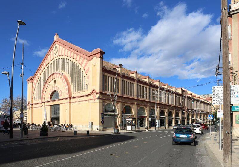Рынок в Тортосе