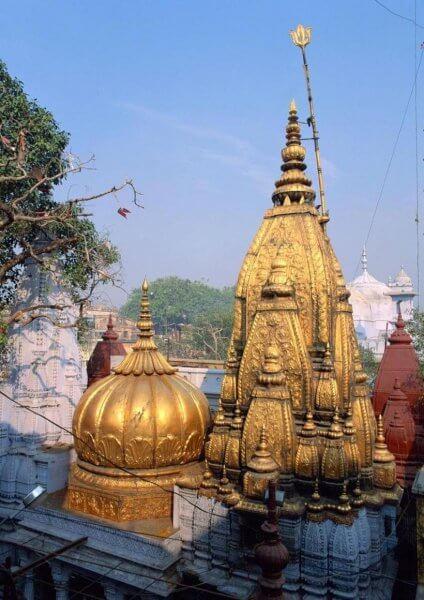 Золотой храм в Варанаси
