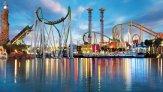Порт Авентура – развлекательный парк на побережье Испании