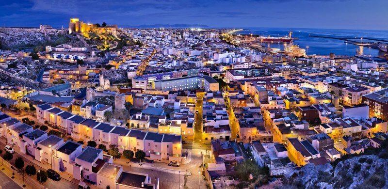 Город Альмерия