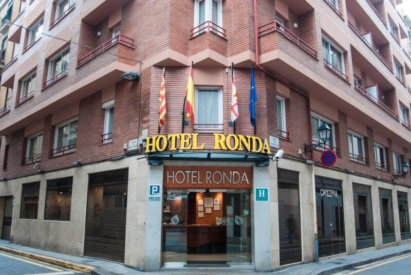 Отель в Ронде