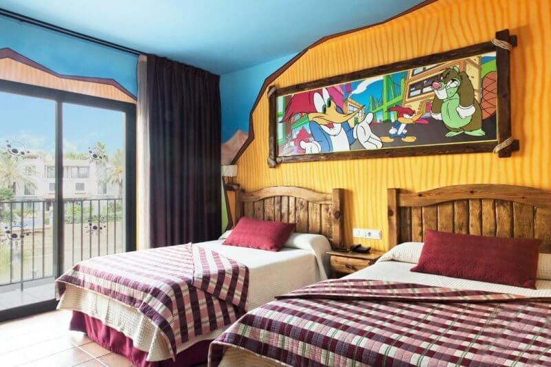Отель в Порт Авентуре