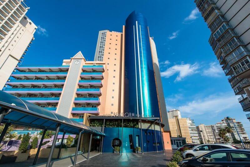 Отель в Бенидорме