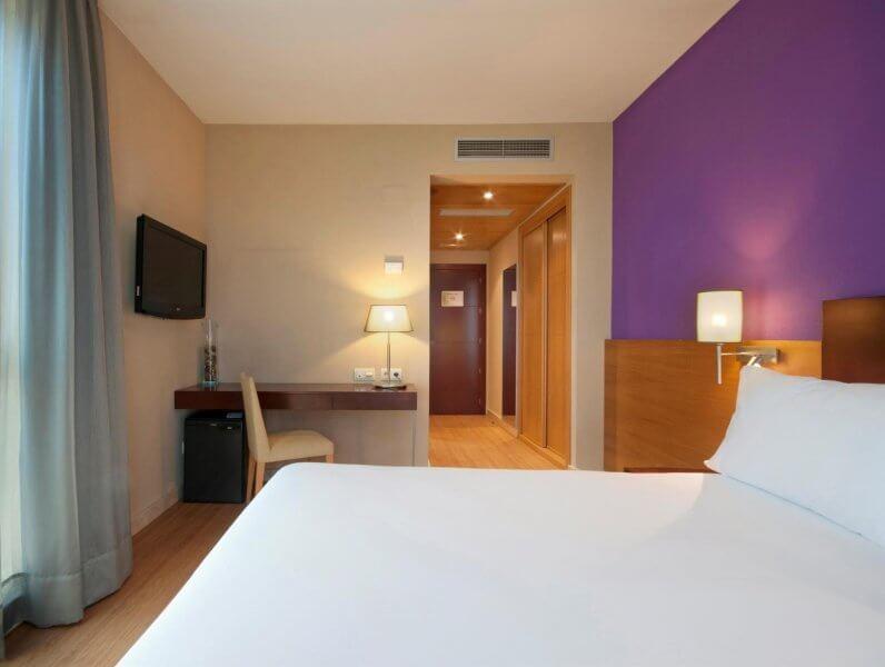 Отель в Саламанке