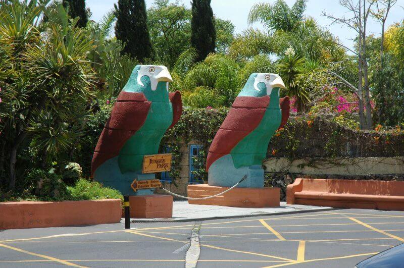 Джунгли-парк Лас Агилас