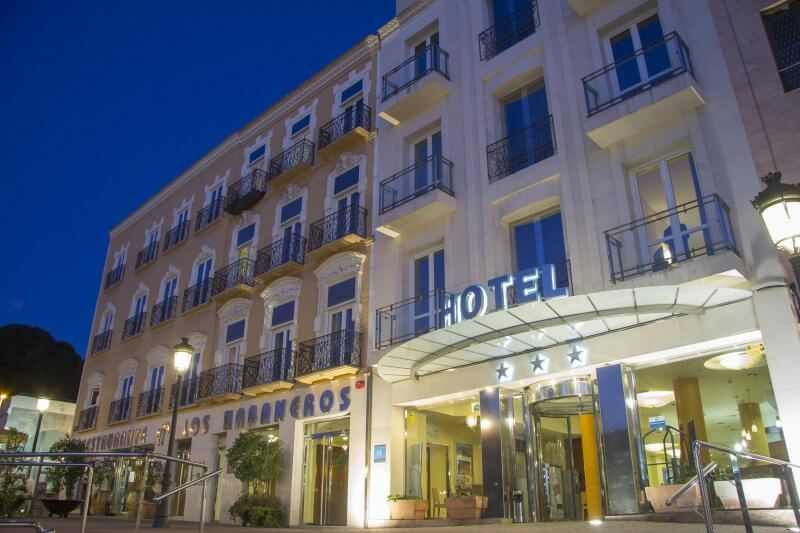 Отель в Картахене