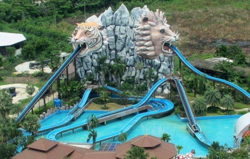 Аквапарк «Сиам Парк»