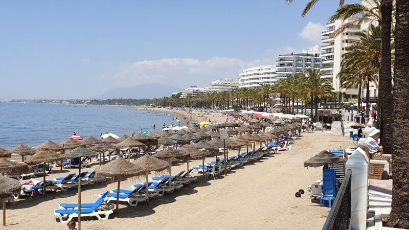Ла Фонтанилья (Playa de La Fontanilla)
