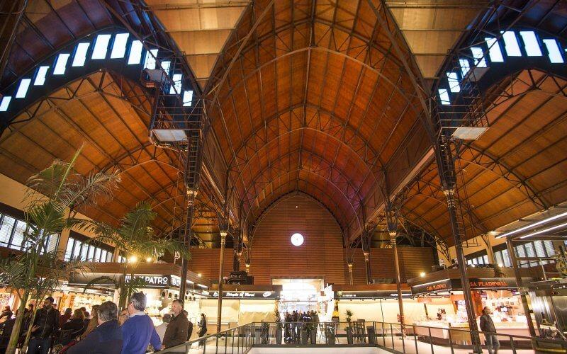 Центральный рынок Таррагоны