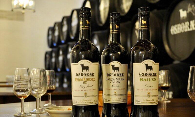 Вино в Хересе