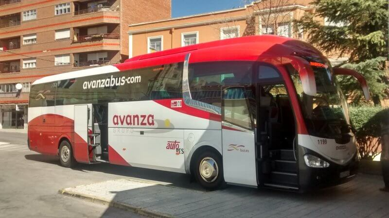 Автобус «Avanza»