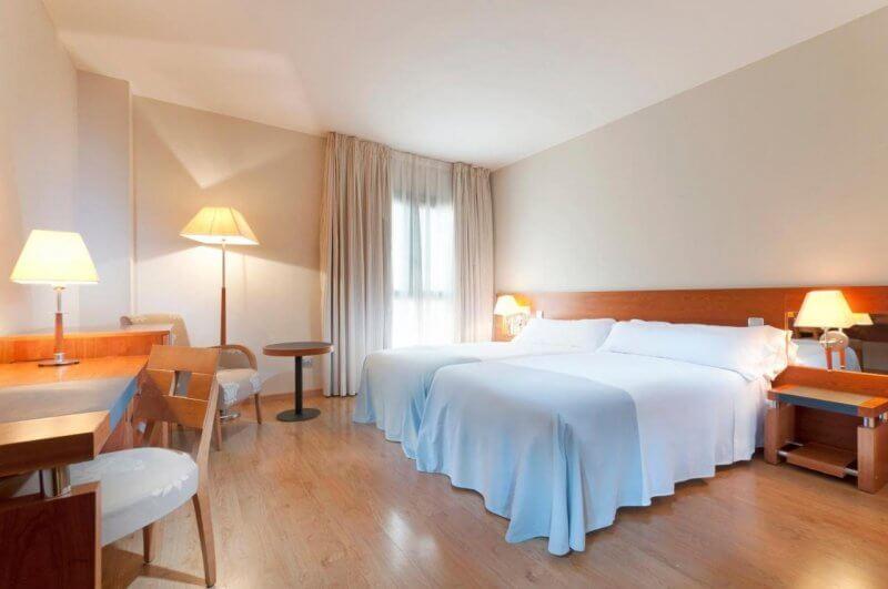 Отель в Альмерии