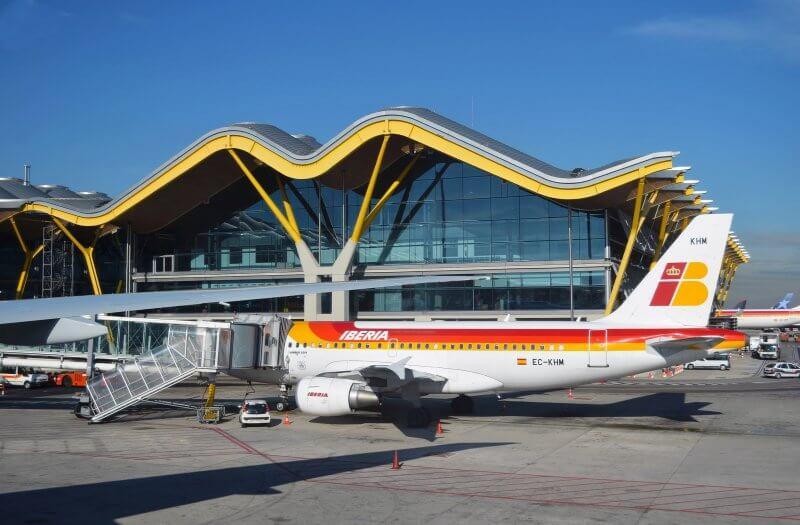 Аэропорта Мадрида